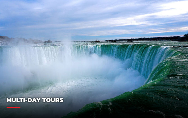 View the multi-day tour packages Eyre has to offer.
